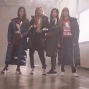3-BLACKPINK Adidas Originals Korea Commercial