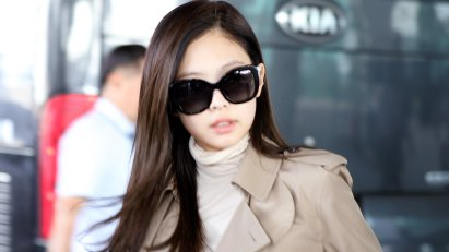 3-BLACKPINK Jennie Airport Photo 4 October 2018 from Paris