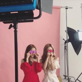 kissme.kr # Water-free-cara # Advanced Film Mascara # Heart byongbyong #😍
