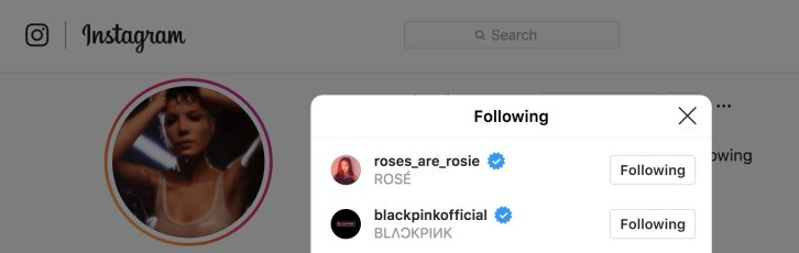 3-Halsey-Followed-BLACKPINK-Rose