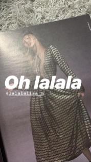 4-BLACKPINK Jennie Instagram Story 30 October 2018