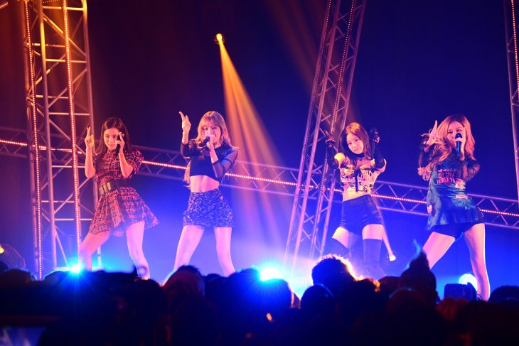 4-BLACKPINK MTV Video Music Awards Japan 2018