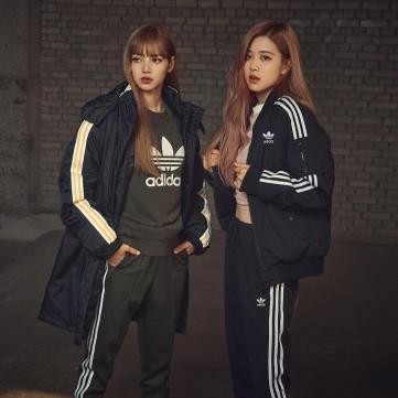 5-BLACKPINK Adidas Originals Korea Commercial