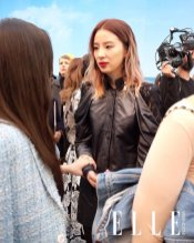 5-BLACKPINK Jennie Chanel Paris Fashion Week Magazine Photos