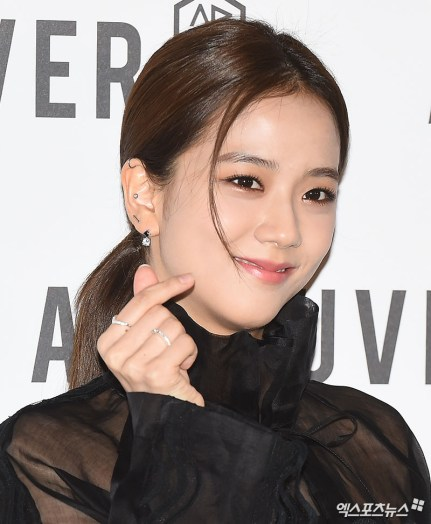 67-BLACKPINK Jisoo ADEKUVER Launch Event 11 October 2018