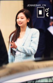7-BLACKPINK Jennie Chanel Paris Fashion Week Fansite Photos
