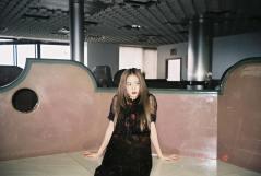 7-Behind The Scene BLACKPINK Jisoo Rose Vogue Korea November Issue