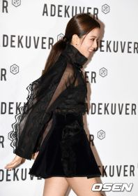 75-BLACKPINK Jisoo ADEKUVER Launch Event 11 October 2018