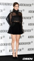 78-BLACKPINK Jisoo ADEKUVER Launch Event 11 October 2018