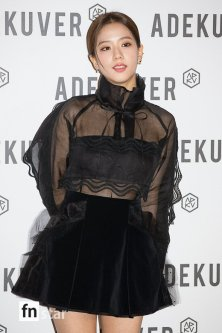 83-BLACKPINK Jisoo ADEKUVER Launch Event 11 October 2018