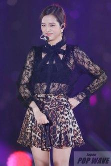 9-BLACKPINK Jisoo Tokyo Girls Collection Kitakyushu 2018 Photos