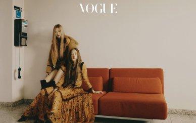 9-HQ-BLACKPINK Jisoo Rose Vogue Korea Magazine November 2018 Issue