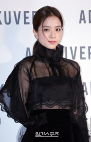 98-BLACKPINK Jisoo ADEKUVER Launch Event 11 October 2018