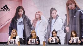 1-BLACKPINK Fansign Event Adidas 16 November 2018