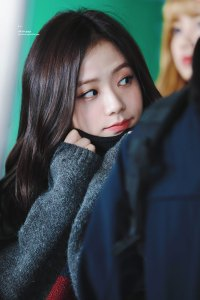 HQ Airport Photos, Jisoo at Incheon Back From Indonesia on November 20