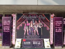 1-CHINA BLACKPINK BAR Rice Wreath Seoul Concert