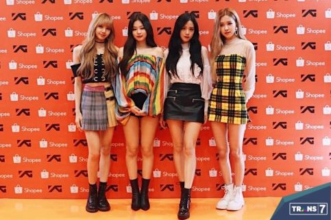 13-BLACKPINK Shopee Indonesia Press Photos