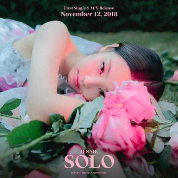 2-BLACKPINK Jennie Instagram Photo 1 November 2018 Teaser SOLO