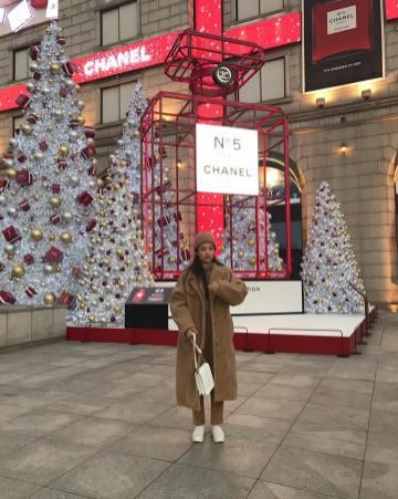 2-BLACKPINK Jennie Instagram Photo 27 Nov 2018 Chanel