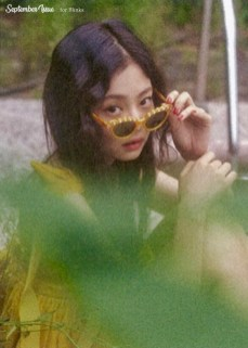 21-HQ Scan BLACKPINK Jennie SOLO Photobook
