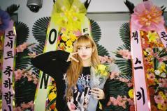3-BLACKPINK Lisa Instagram Photo 14 November 2018