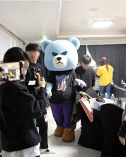 3-BLACKPINK Lisa as KRUNK Seoul Concert
