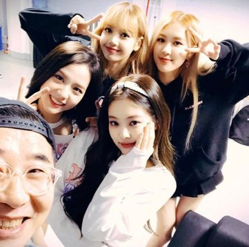 31-Backstage Photo BLACKPINK Seoul Concert 2018