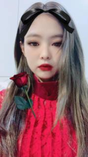 4-BLACKPINK Jennie Instagram Story 31 October 2018 Halloween
