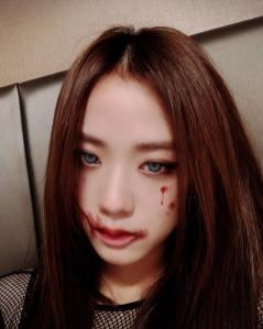 4-BLACKPINK Jisoo Instagram Photo 31 October 2018 Halloween
