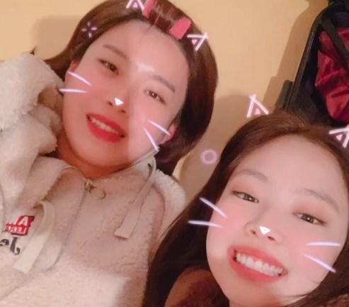 5-BLACKPINK Jennie Instagram Photo 16 November 2018