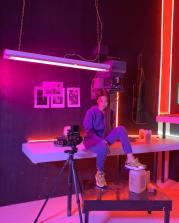 6-BLACKPINK Jennie Instagram Photo 29 Nov 2018 Adidas Falcon