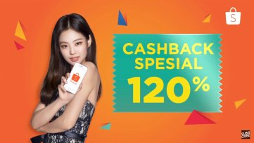 6-BLACKPINK Jennie Shopee Indonesia Commercial