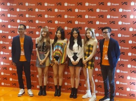 6-BLACKPINK Shopee Indonesia Press Photos