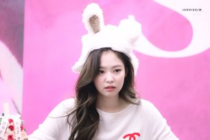 63-BLACKPINK Jennie SOLO Fansign Event 17 November 2018 Coex