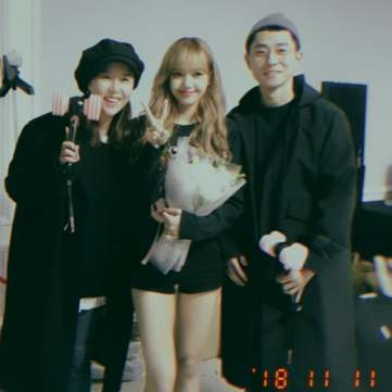 9-Backstage Photo BLACKPINK Seoul Concert 2018