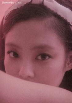 9-HQ Scan BLACKPINK Jennie SOLO Photobook