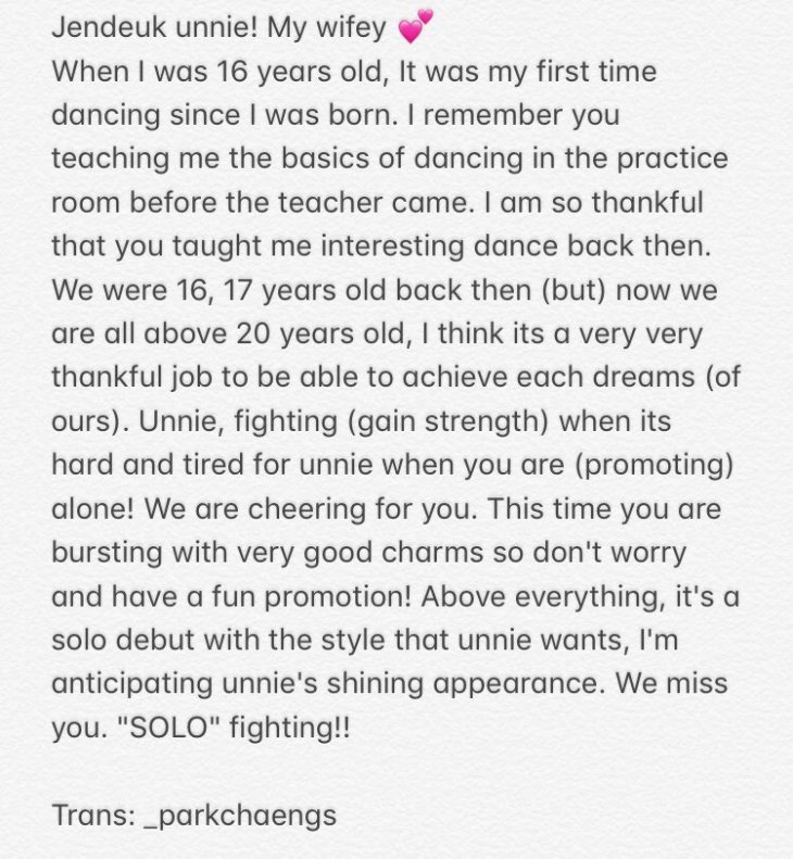 English Translation Rose Letter During Jennie SOLO Countdown LIVE