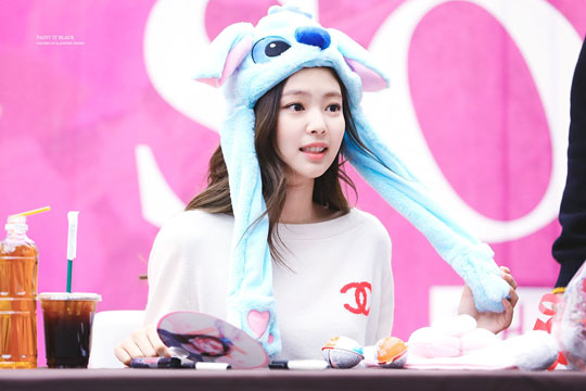 JENNIE SOLO Fansign
