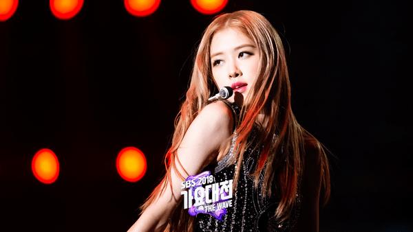 13-BLACKPINK Rose SBS Gayo Daejun 2018 Official Photos