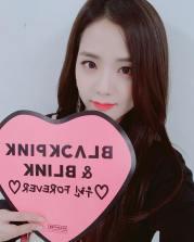 2-Jisoo Instagram Photo BLACKPINK BLINK Forever