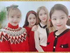 3-BLACKPINK Merry Christmas Message Instagram