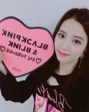 3-Jisoo Instagram Photo BLACKPINK BLINK Forever