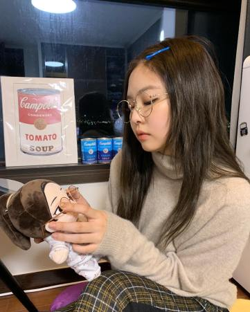 8-BLACKPINK Jennie Instagram Photo 27 December 2018