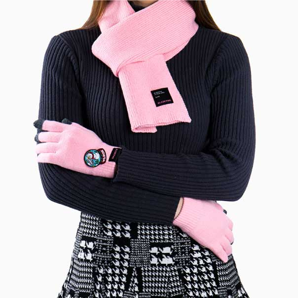 YG Entertainment Idol Goods Fan Products YG Select BLACKPINK WINTER EDITION