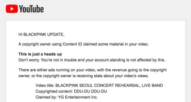yg-entertainment-copyright-claim