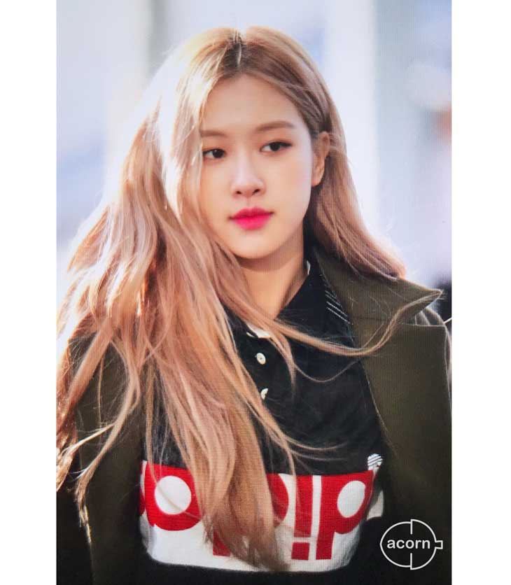 Blackpink Rose Airport Fashion Blackpink Update