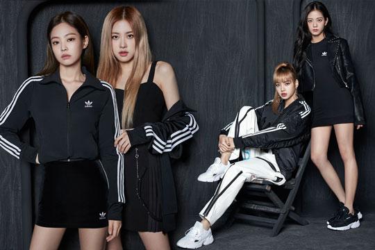 Pekkadillo anca Pane  Adidas Originals Korea Shares More Photos of BLACKPINK
