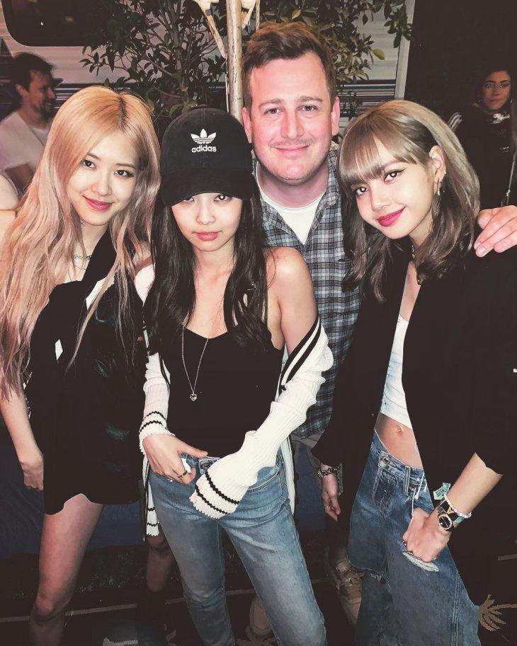 Jennie, Rosé, Lisa Spotted Watching Billie Eilish at Coachella