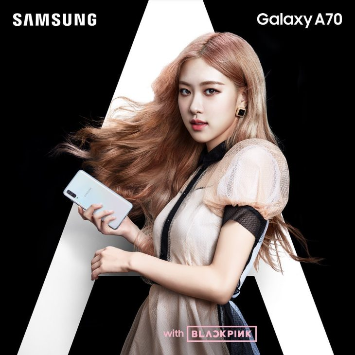 See New Photos Of Blackpink For Samsung Galaxy A Series