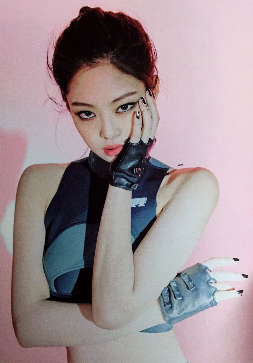 Love This Just Ideal For A Small Apartment: 28-Scan-Jennie-BLACKPINK-Kill-This-Love-Album-Photobook